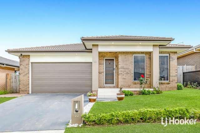 22 Ballinger Avenue, Riverstone NSW 2765