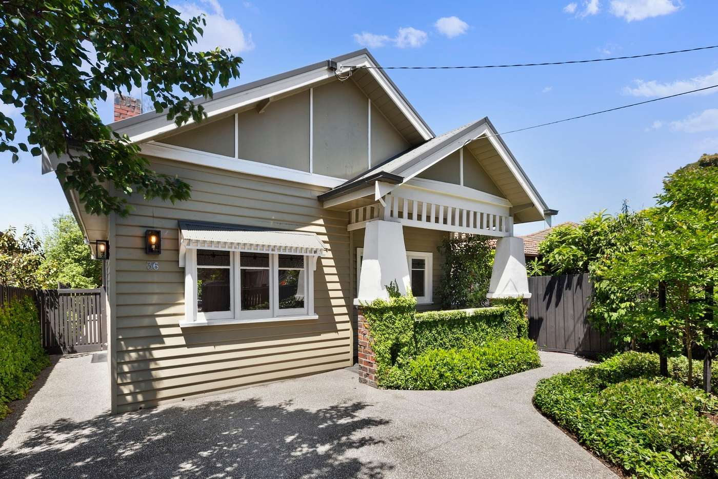Main view of Homely house listing, 36 Poplar Street, Caulfield South VIC 3162