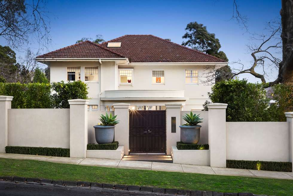 Second view of Homely house listing, 10 Struan Street, Toorak VIC 3142