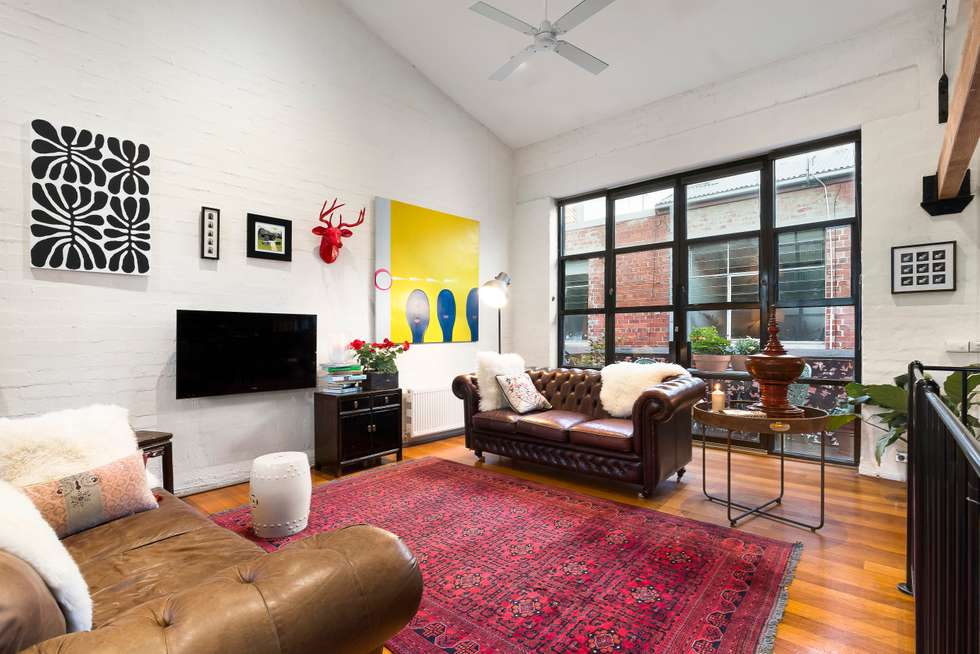 Second view of Homely house listing, 2/51 James Street, Prahran VIC 3181
