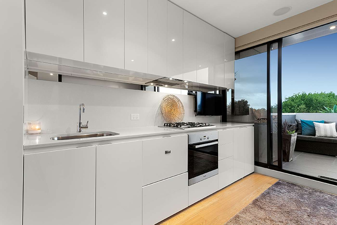 Fifth view of Homely apartment listing, 305/26-28 Broadway, Elwood VIC 3184