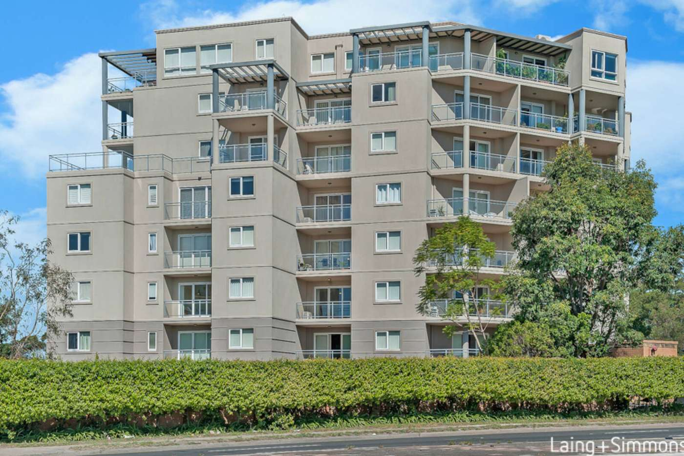 Main view of Homely apartment listing, 607/5 City View Road, Pennant Hills NSW 2120