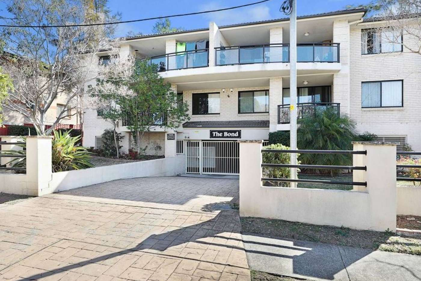 Main view of Homely unit listing, 4/67-69 O'Neill Street, Guildford NSW 2161