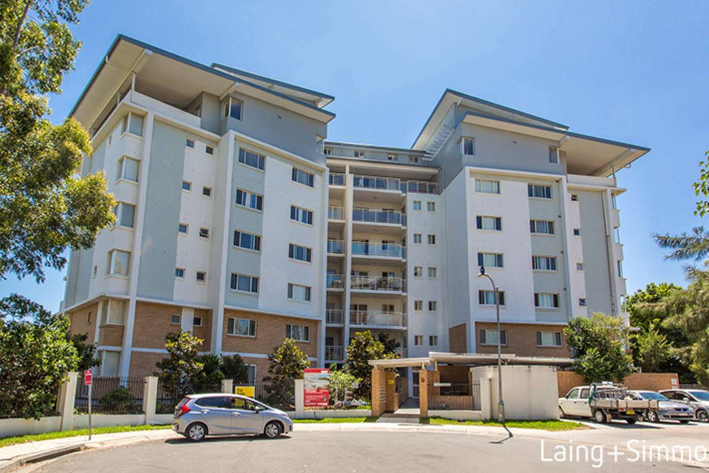 Main view of Homely unit listing, 17/12-14 Benedict Court, Merrylands NSW 2160