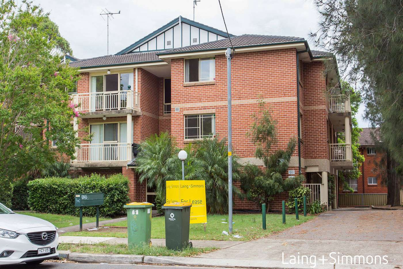 Main view of Homely unit listing, 1/1-5 St Ann Street, Merrylands NSW 2160