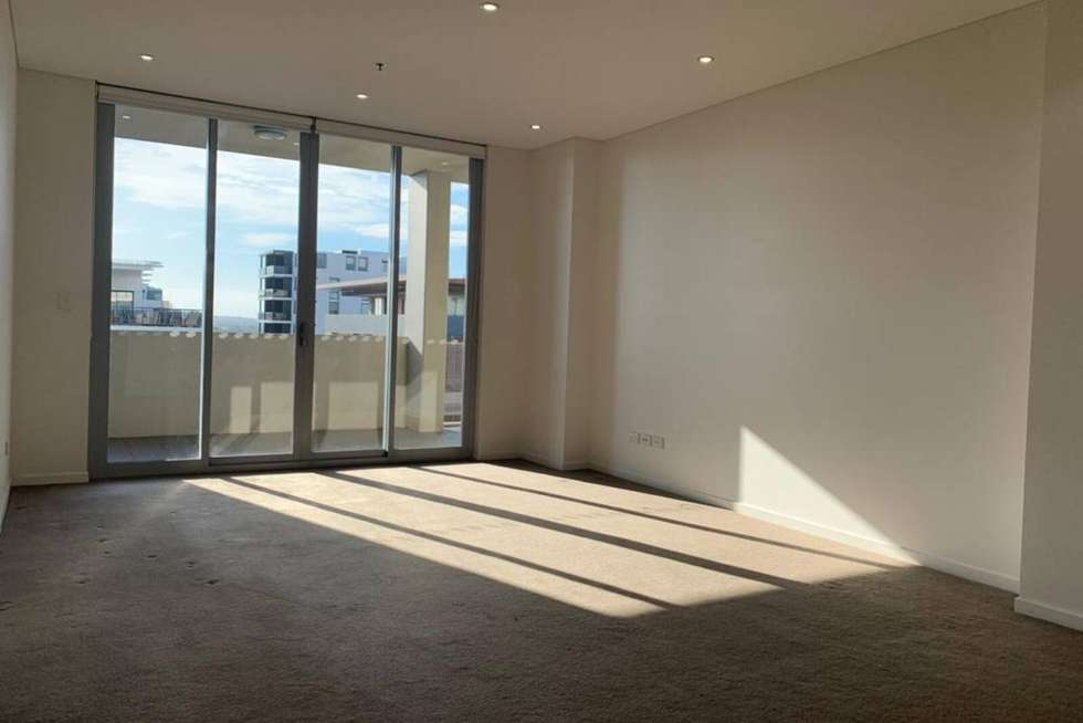 Third view of Homely apartment listing, 902B/8 Bourke Street, Mascot NSW 2020