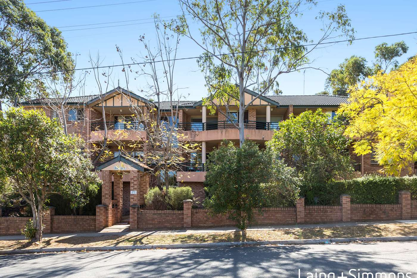 Main view of Homely apartment listing, 3/33-35 Good Street, Westmead NSW 2145