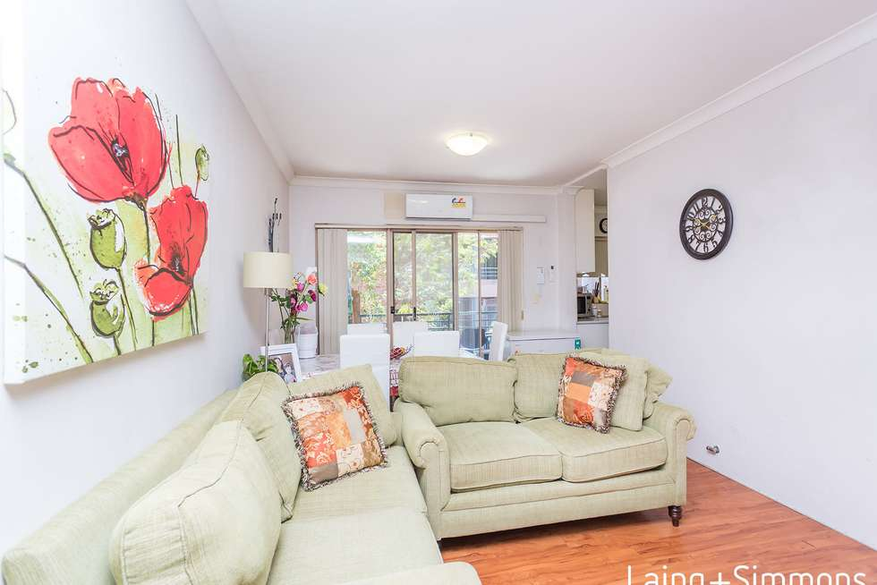 Second view of Homely apartment listing, 3/33-35 Good Street, Westmead NSW 2145