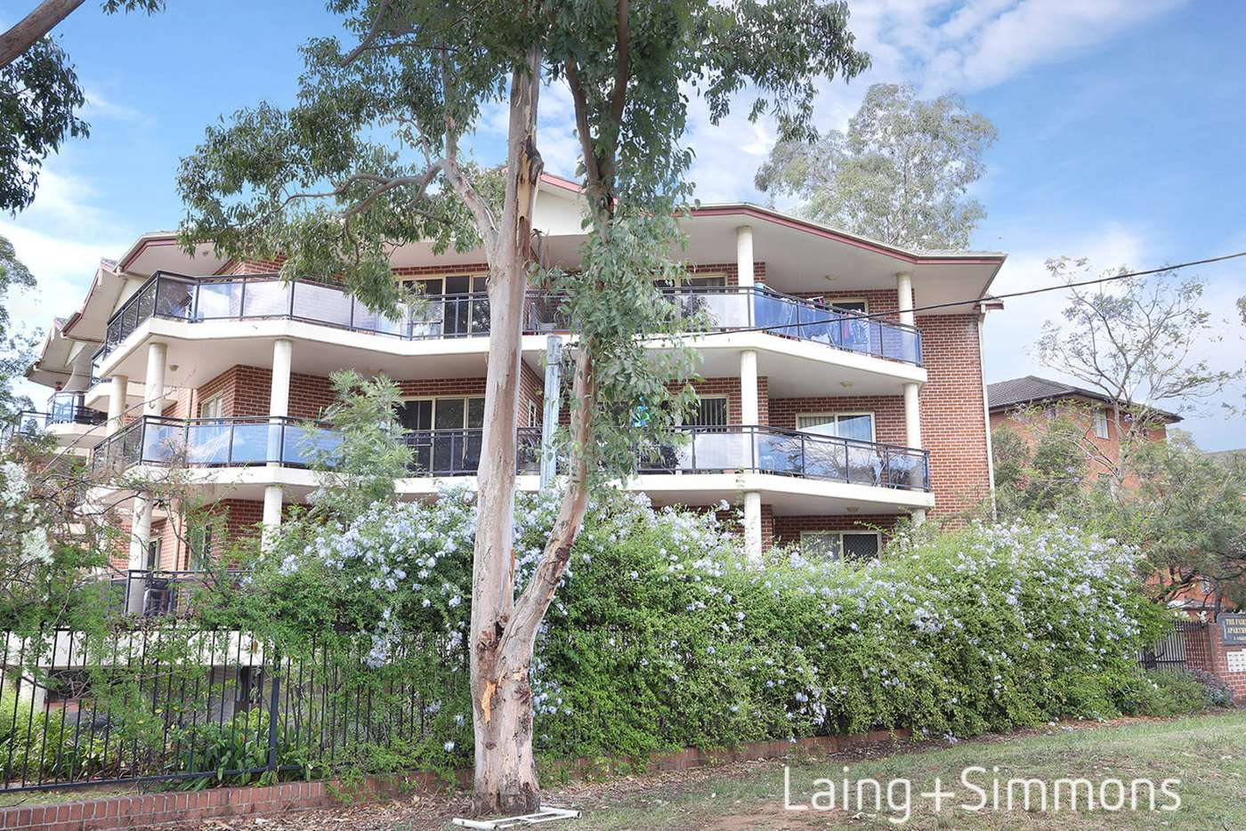 Main view of Homely apartment listing, 6/2-4 Oakes Street, Westmead NSW 2145