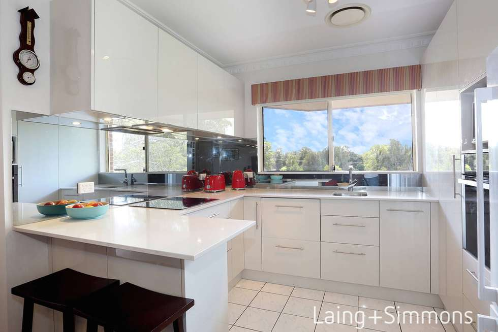 Second view of Homely apartment listing, 6/2-4 Oakes Street, Westmead NSW 2145