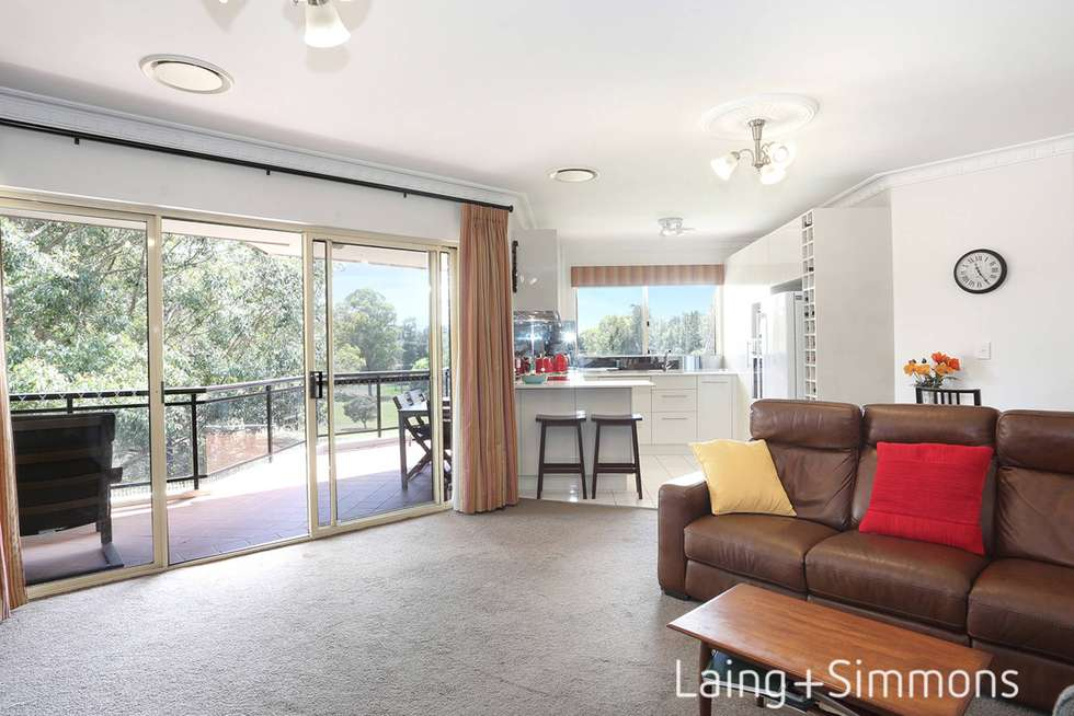 Third view of Homely apartment listing, 6/2-4 Oakes Street, Westmead NSW 2145