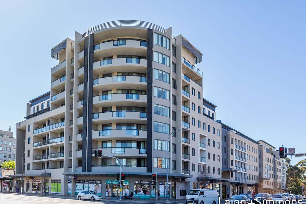 Second view of Homely apartment listing, 60/20 Victoria Road, Parramatta NSW 2150