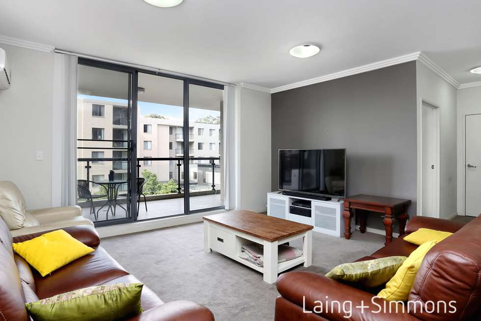 Third view of Homely apartment listing, 60/20 Victoria Road, Parramatta NSW 2150