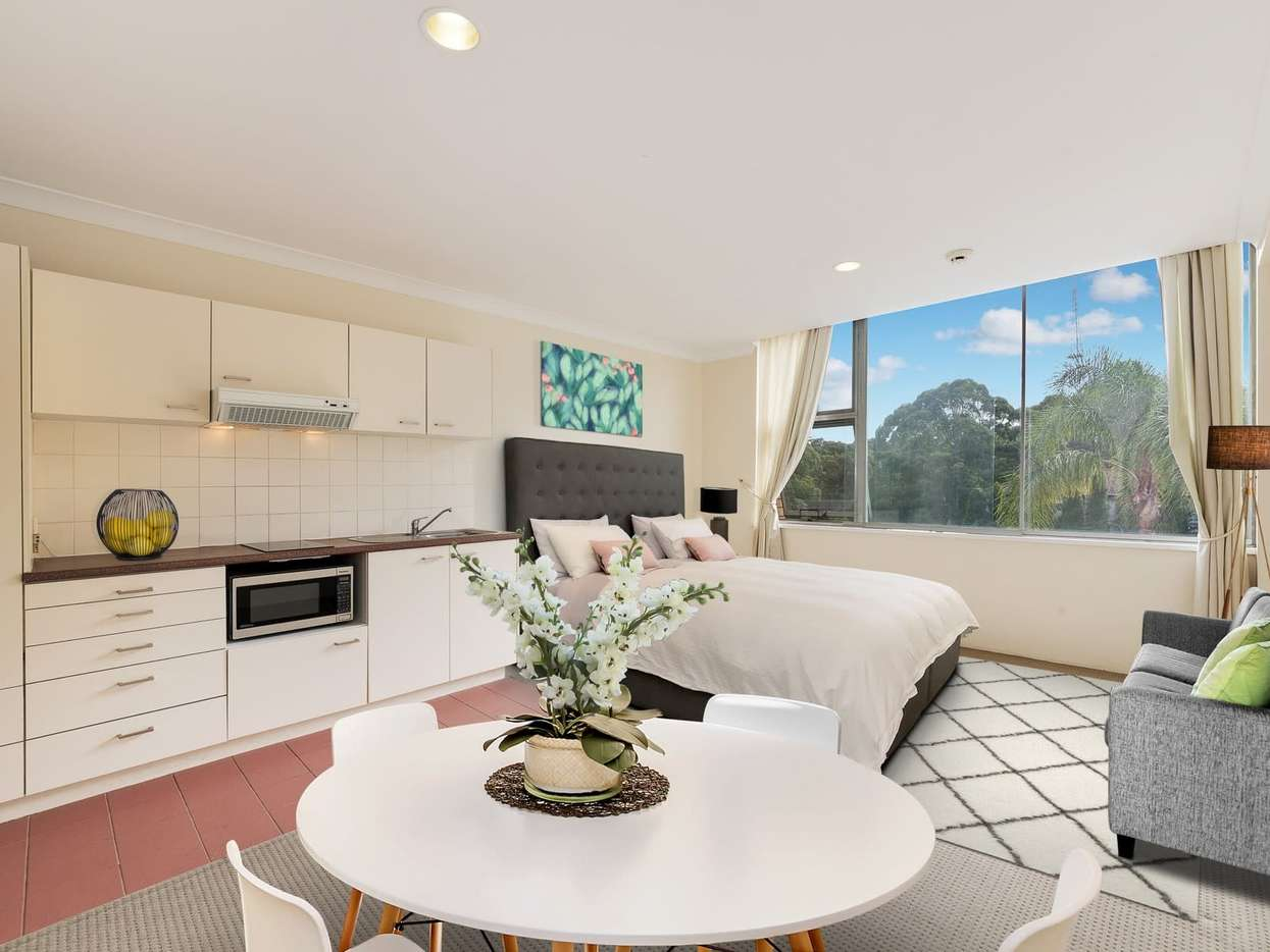 Main view of Homely studio listing, 65/450 Pacific Highway, Lane Cove North, NSW 2066