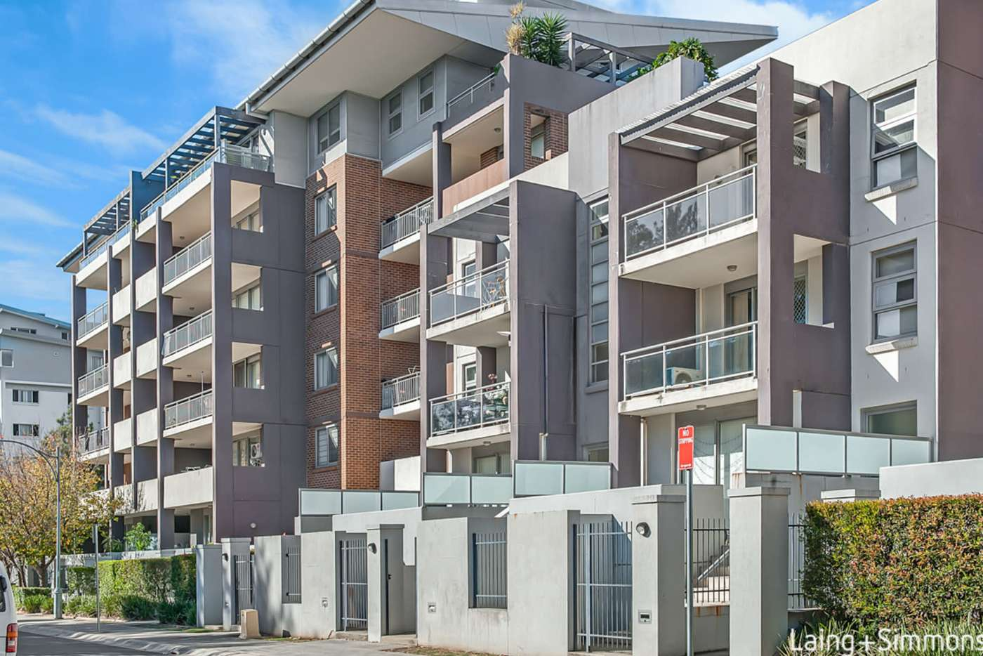 Main view of Homely unit listing, 6/4-10 Benedict Court, Holroyd NSW 2142