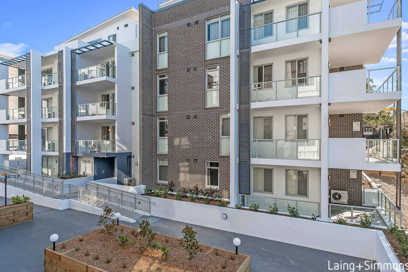 Main view of Homely apartment listing, 14/9 Fisher Avenue, Pennant Hills NSW 2120