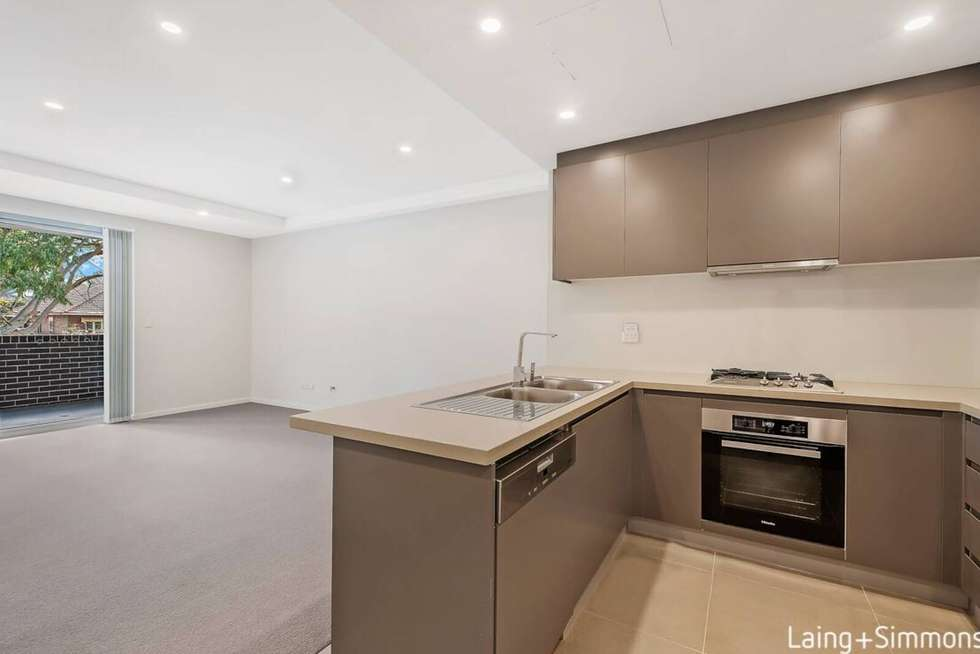 Second view of Homely apartment listing, 14/9 Fisher Avenue, Pennant Hills NSW 2120