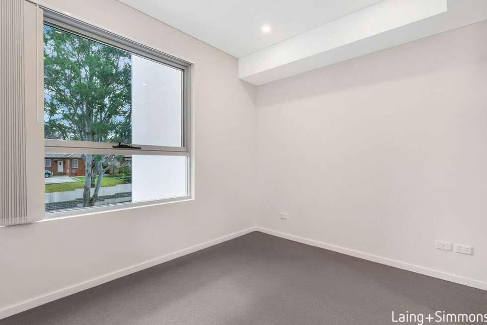 Third view of Homely apartment listing, 14/9 Fisher Avenue, Pennant Hills NSW 2120