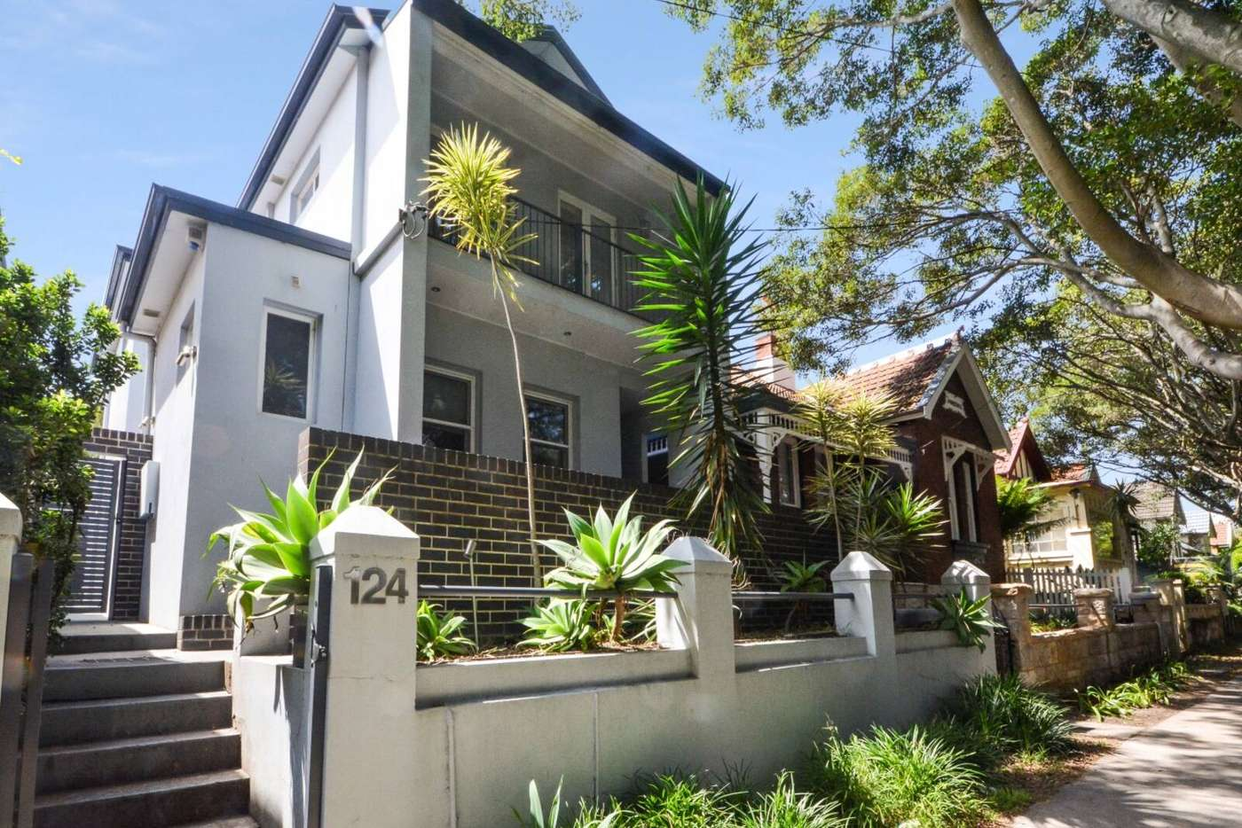 Main view of Homely house listing, 124 Newland Street, Queens Park NSW 2022