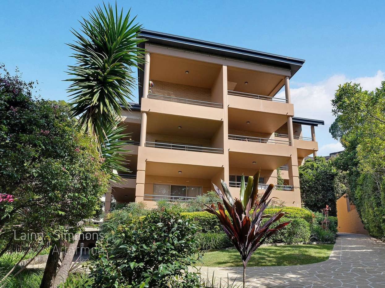 Main view of Homely unit listing, 12/35 Parkes Road, Artarmon, NSW 2064