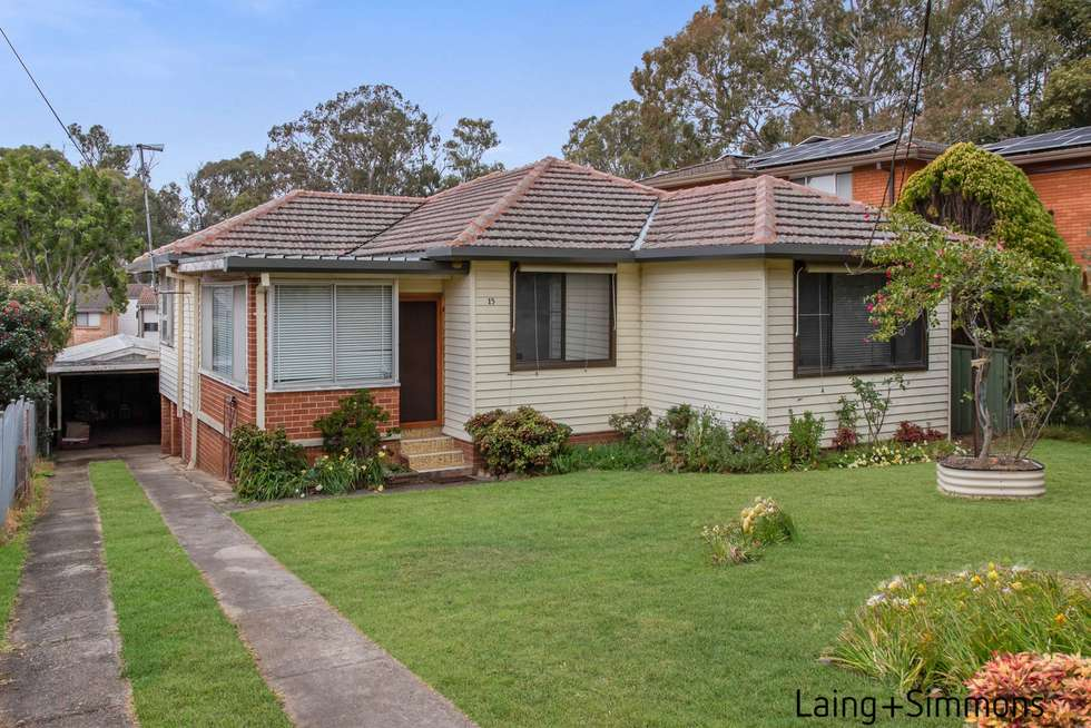 15 Boonah Street, Constitution Hill NSW 2145