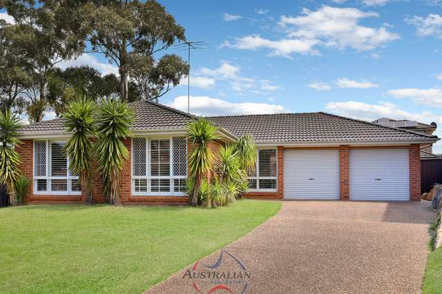 5 Cotter Place, Quakers Hill NSW 2763