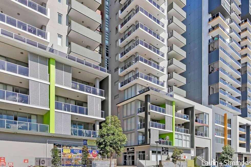 Second view of Homely apartment listing, 202/6 East Street, Granville NSW 2142