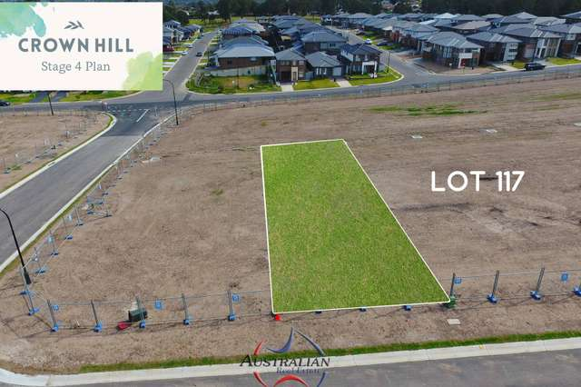 Lot 117 Crown Hill, Riverstone NSW 2765