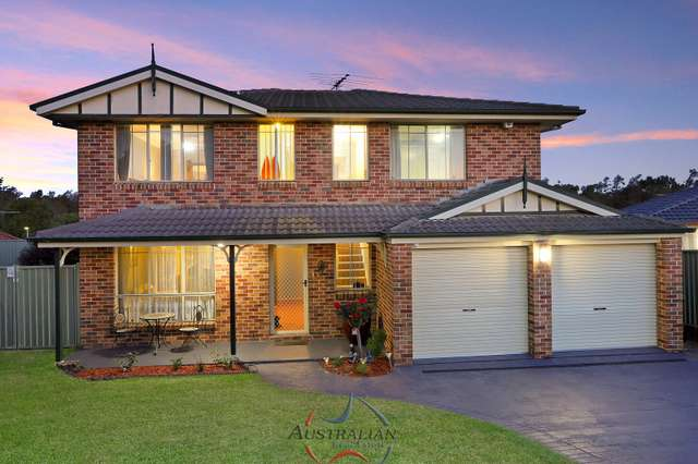 12 Penza Place, Quakers Hill NSW 2763