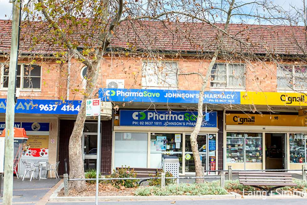 Second view of Homely unit listing, 8/12 Dellwood Street, Granville NSW 2142