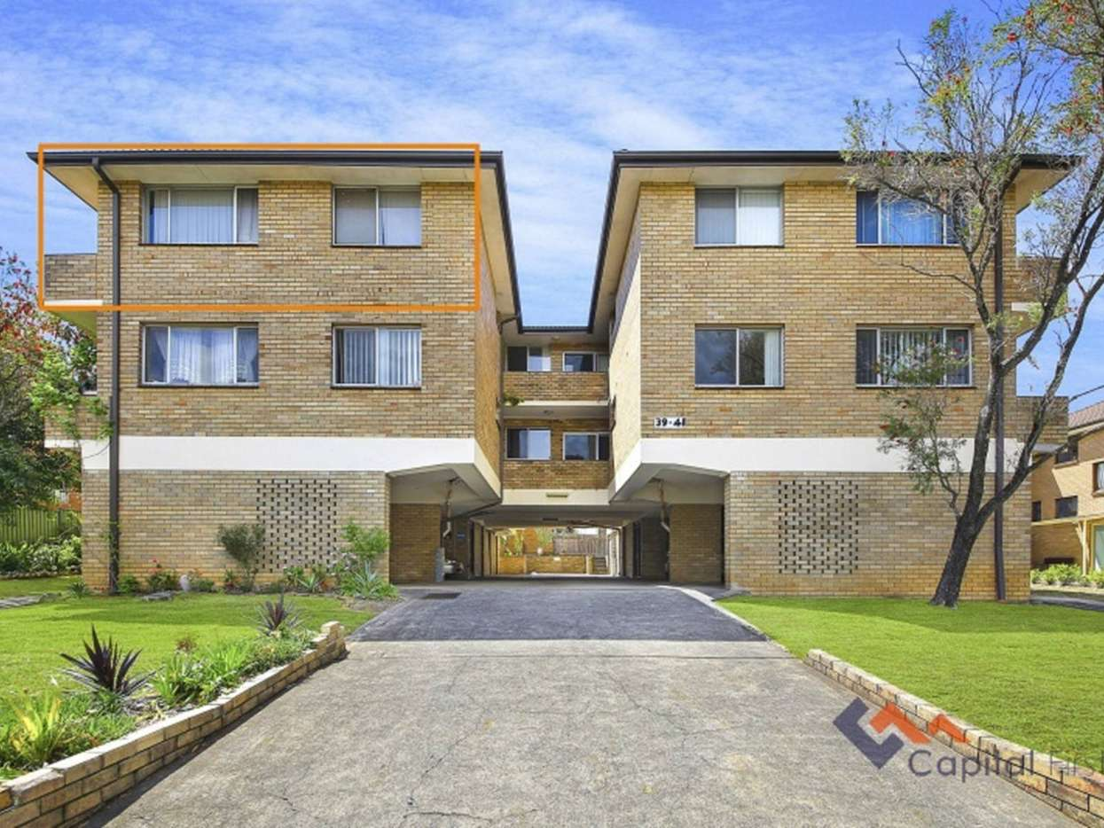 Main view of Homely apartment listing, 7/39-41 Manchester Street, Merrylands, NSW 2160