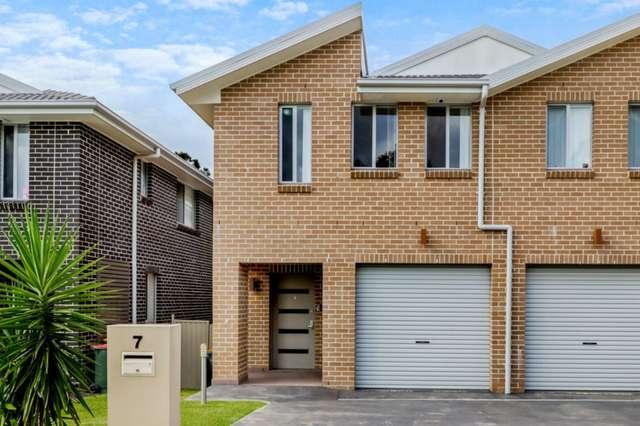 7/21 Alamar Crescent, Quakers Hill NSW 2763