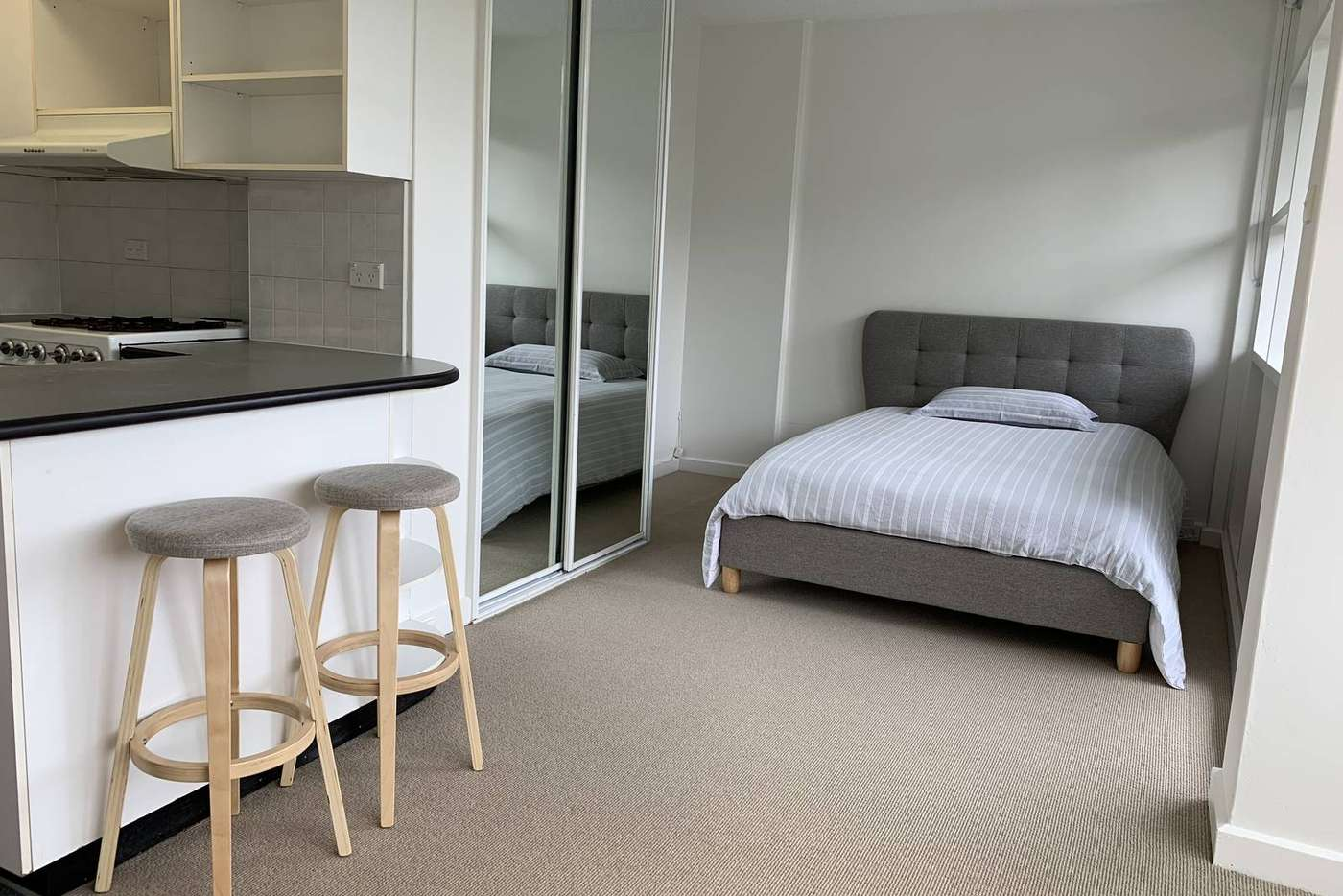 Main view of Homely studio listing, 207/54 High Street, North Sydney NSW 2060