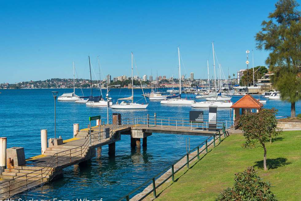 Fifth view of Homely studio listing, 207/54 High Street, North Sydney NSW 2060