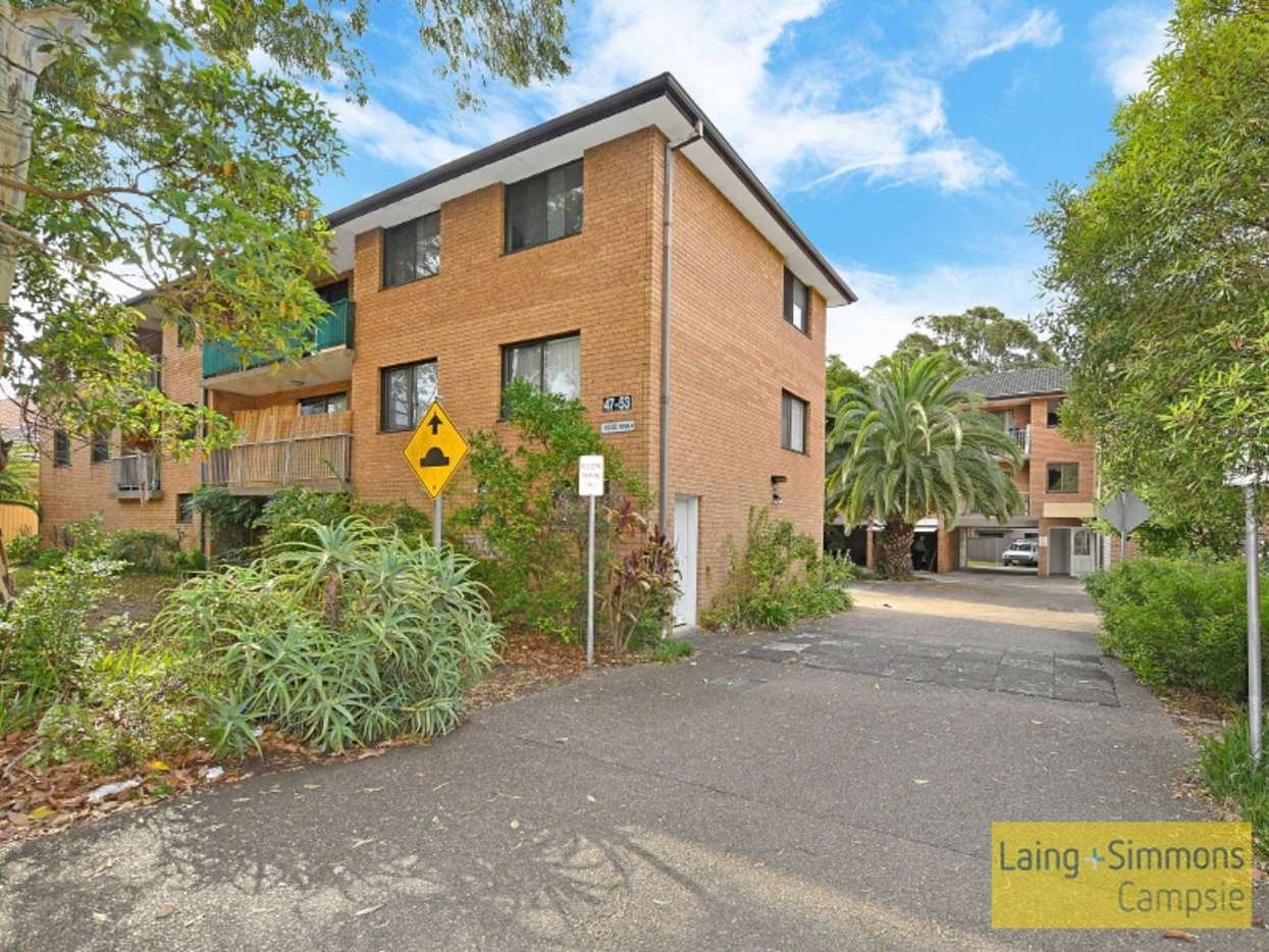 Main view of Homely unit listing, 15/53 Campsie Street, Campsie, NSW 2194