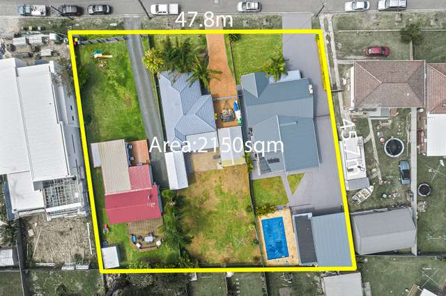 17,19,21 Kareena Rd, Miranda NSW 2228