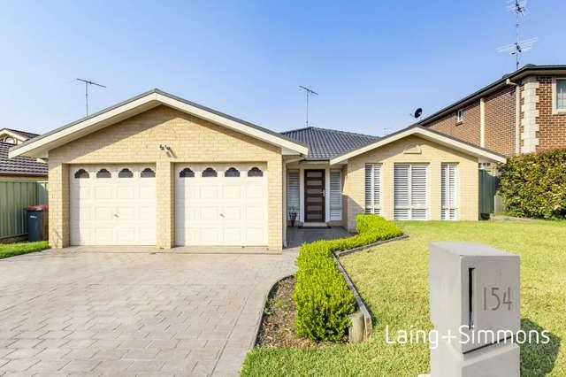 154 Ridgetop Drive, Glenmore Park NSW 2745