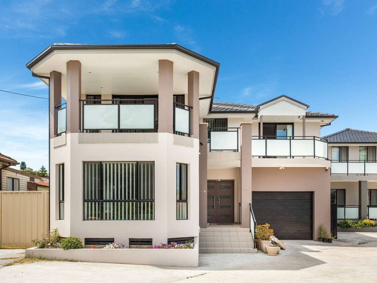 Main view of Homely house listing, 55 Brunswick Road, Granville, NSW 2142