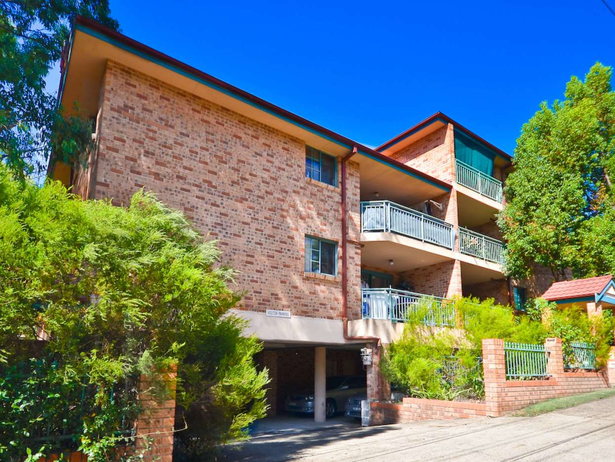 Main view of Homely unit listing, 13/249 Dunmore Street, Pendle Hill, NSW 2145
