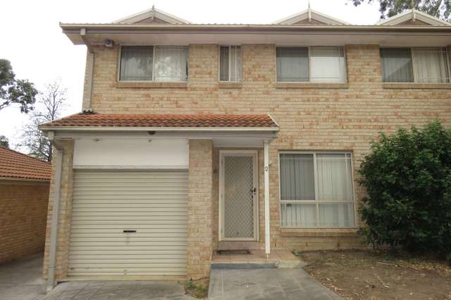 2/11 Stapleton Street, Wentworthville NSW 2145