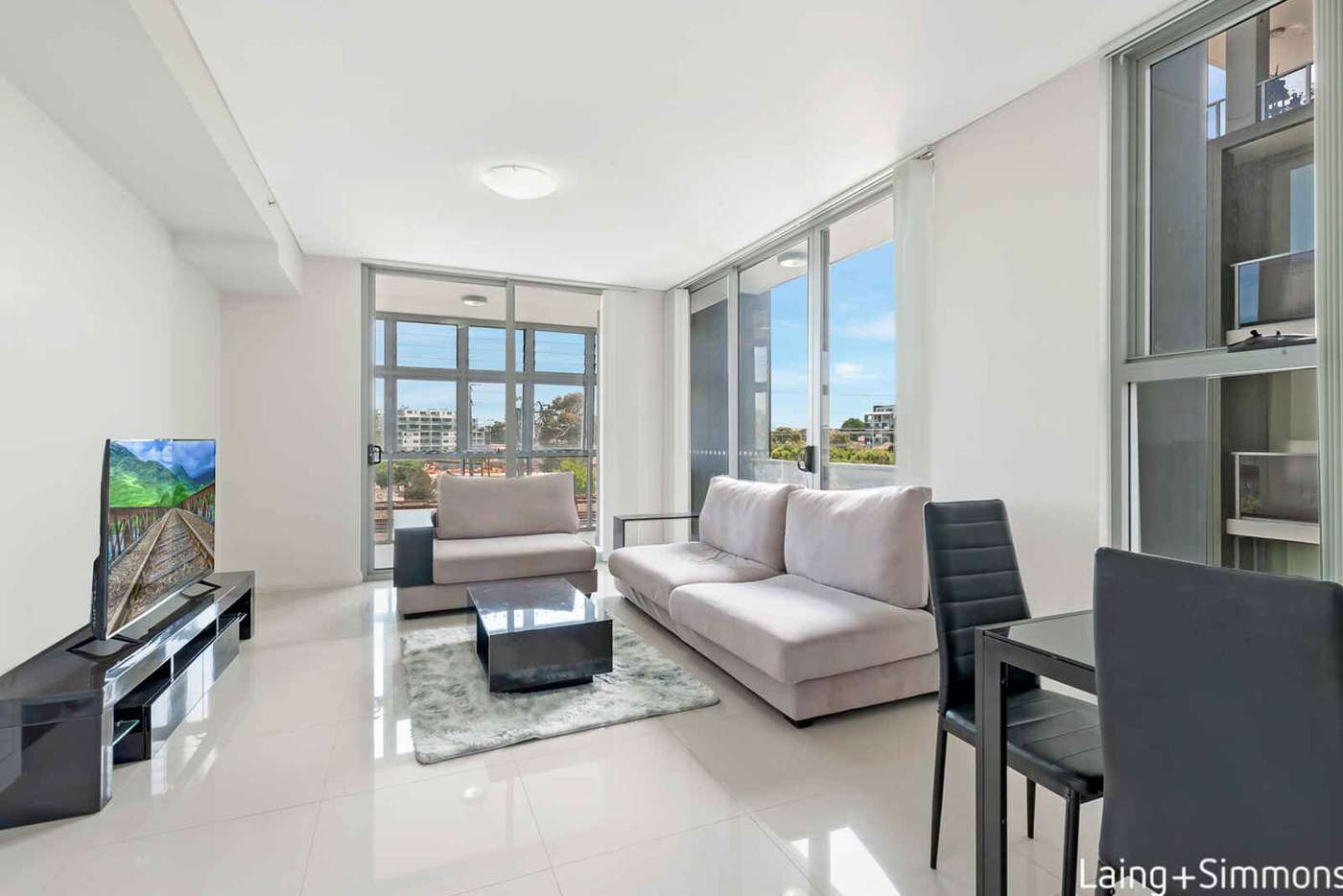 Main view of Homely unit listing, 207/6 East Street, Granville NSW 2142