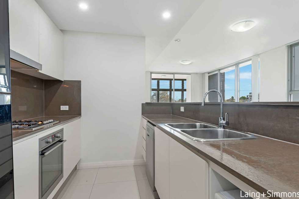 Second view of Homely unit listing, 207/6 East Street, Granville NSW 2142