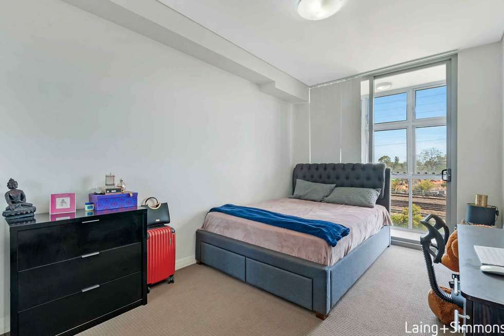 Third view of Homely unit listing, 207/6 East Street, Granville NSW 2142
