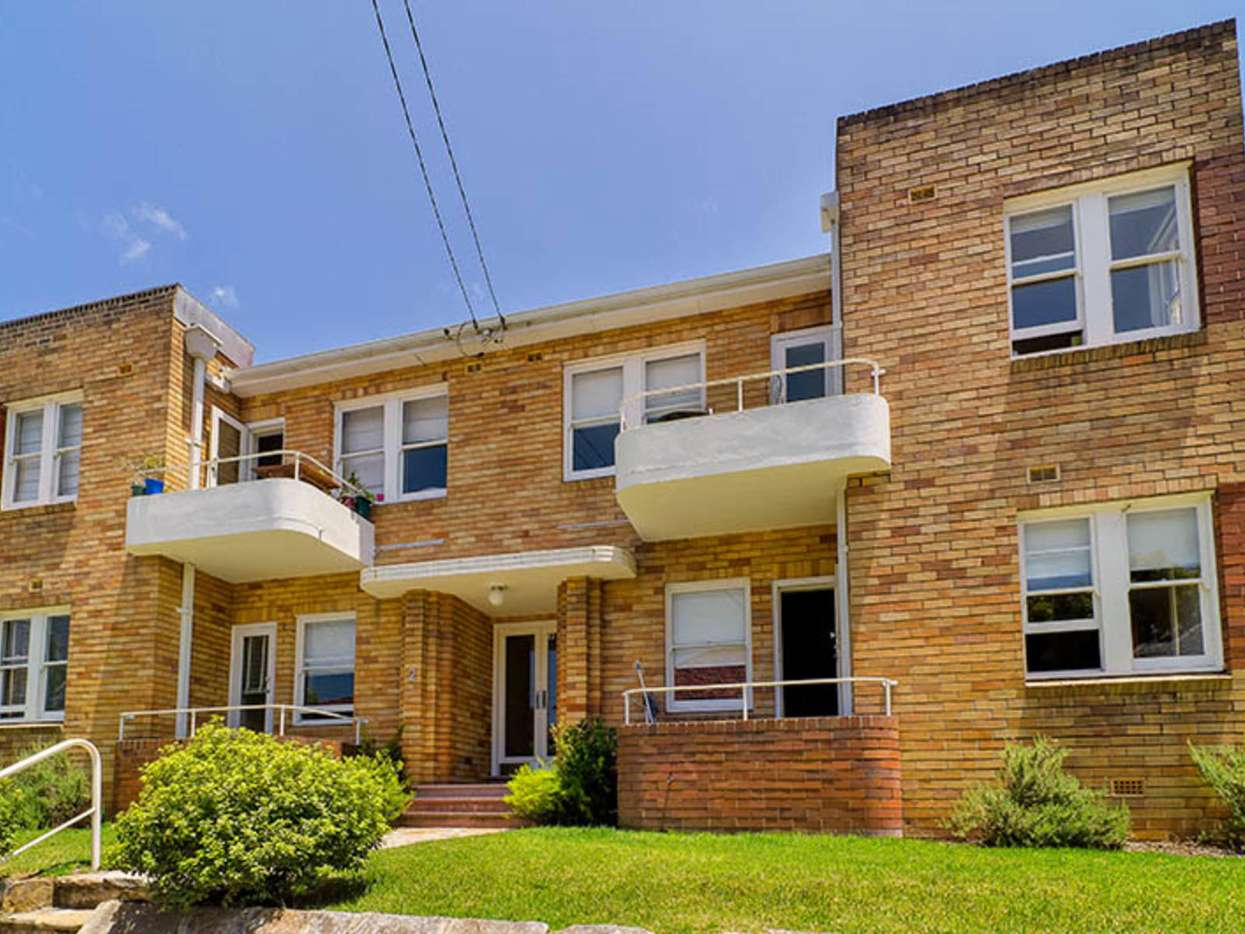 Main view of Homely unit listing, 2/2 Macarthur Avenue, Crows Nest, NSW 2065