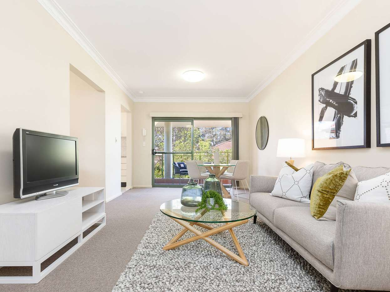Main view of Homely apartment listing, 12/1-5 Penkivil St, Willoughby, NSW 2068