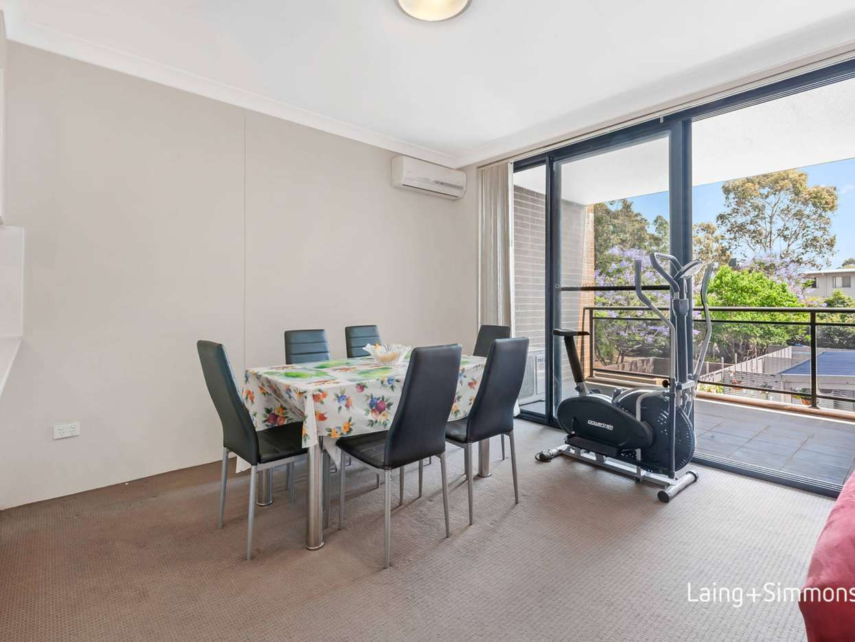 Main view of Homely unit listing, 22/136-140 Bridge Road, Westmead, NSW 2145