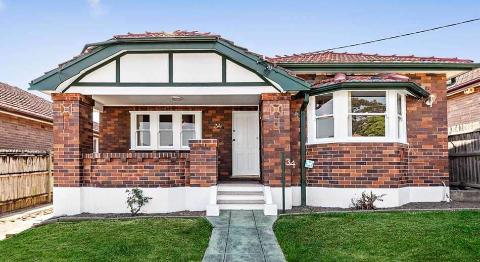 34 Lang Street, Croydon NSW 2132