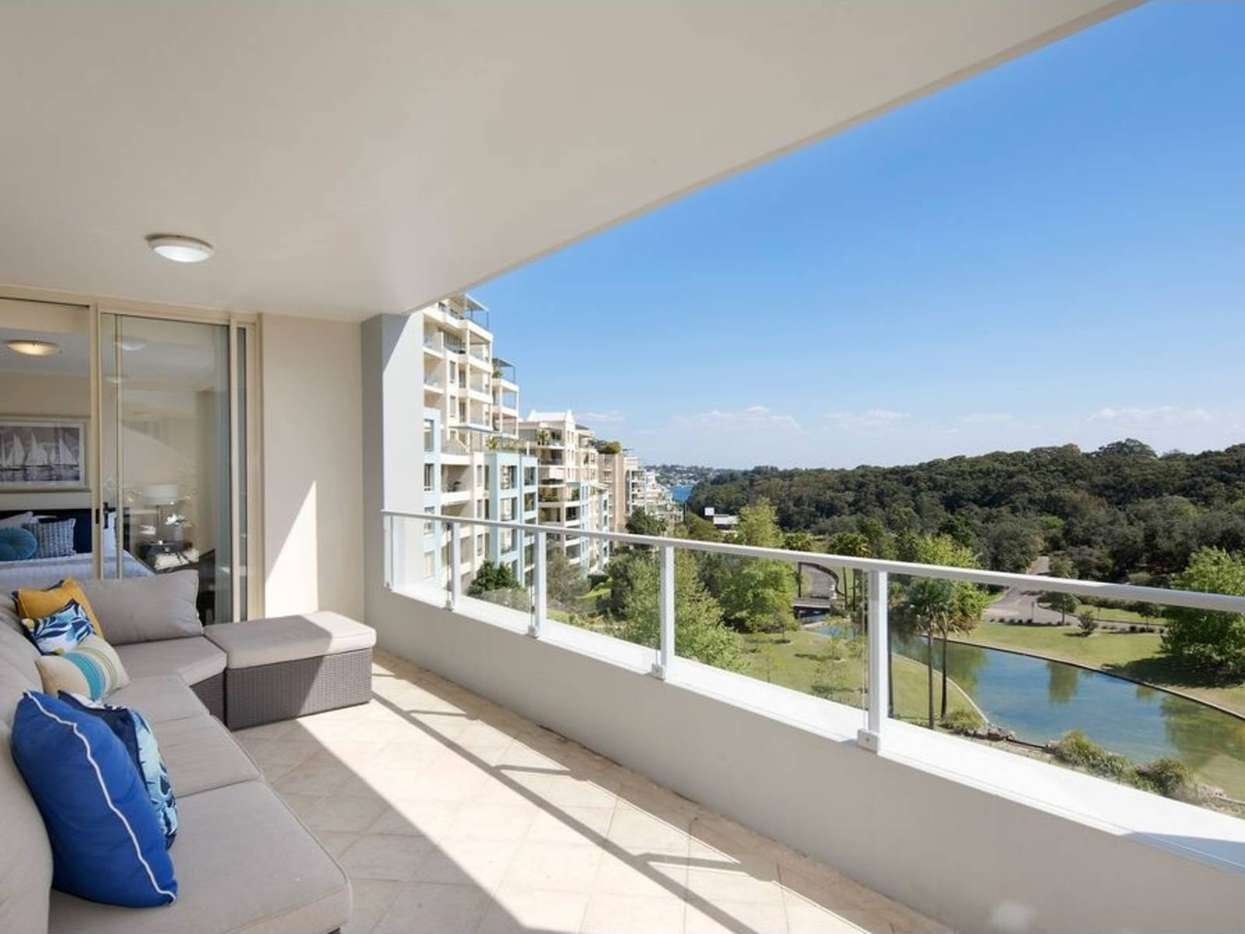 Main view of Homely apartment listing, 6C/2 Gas Works Road, Wollstonecraft, NSW 2065