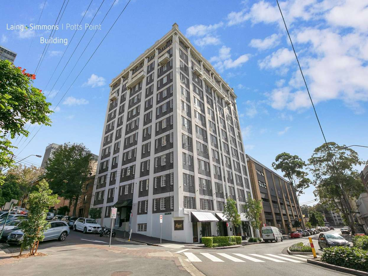 Main view of Homely apartment listing, 17/6-8 Stanley Street, Darlinghurst, NSW 2010