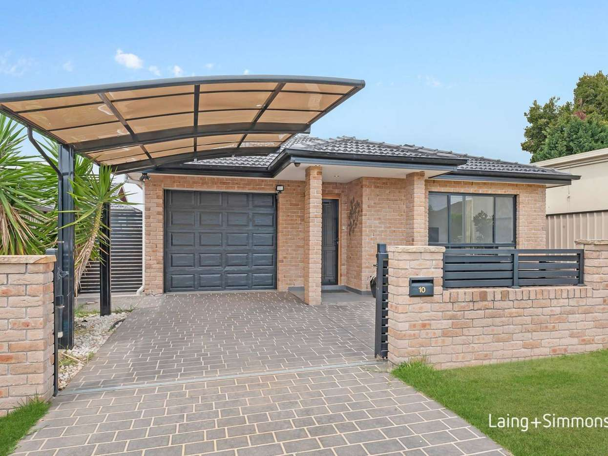 Main view of Homely house listing, 10 Augustus Street, Merrylands, NSW 2160